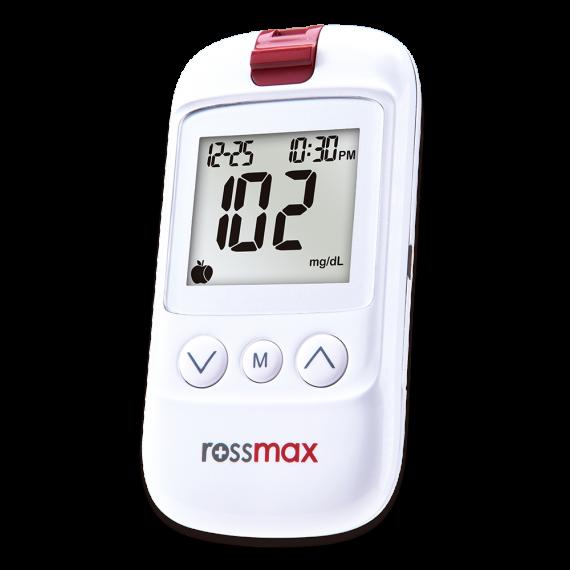 دستگاه تست قند خون رزمکس Rossmax HS200