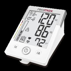 فشار سنج دیجیتال خودکار با صفحه نمایش XL رزمکس Rossmax MW701f