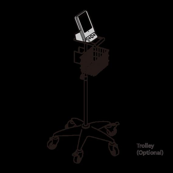 فشار سنج دیجیتال و حرفه ای رزمکس Rossmax PARR Pro AC1000f