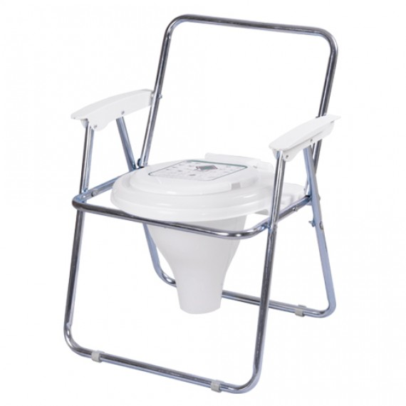 توالت مبله تاشو سوپر لوکس گالوانیزه